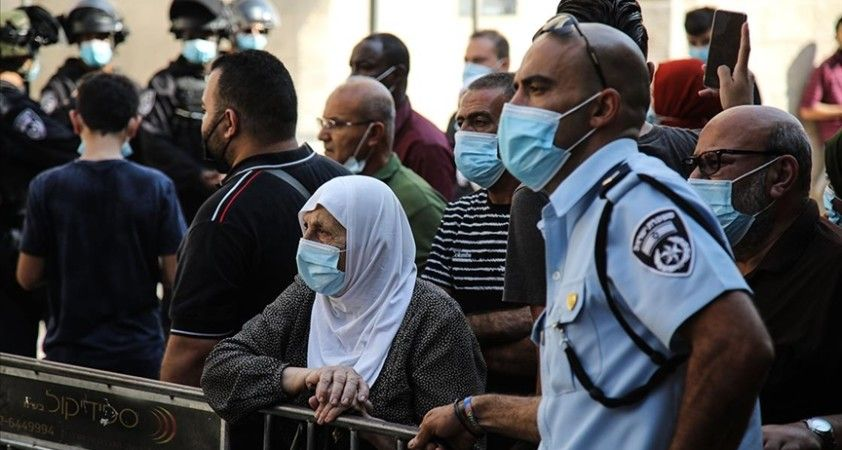 Hamas: İsrail, Filistinlilerin Mescid-i Aksa'ya ulaşmasını engellemek için bahaneler üretiyor