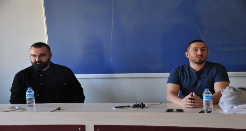 Mobil Oyun Geliştiriciler için Sektör ve Fırsatlar SAÜ'de konuşuldu