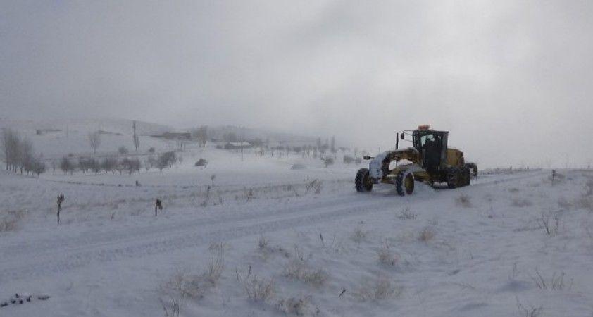 Muş'ta 67 köy yolu ulaşıma açıldı