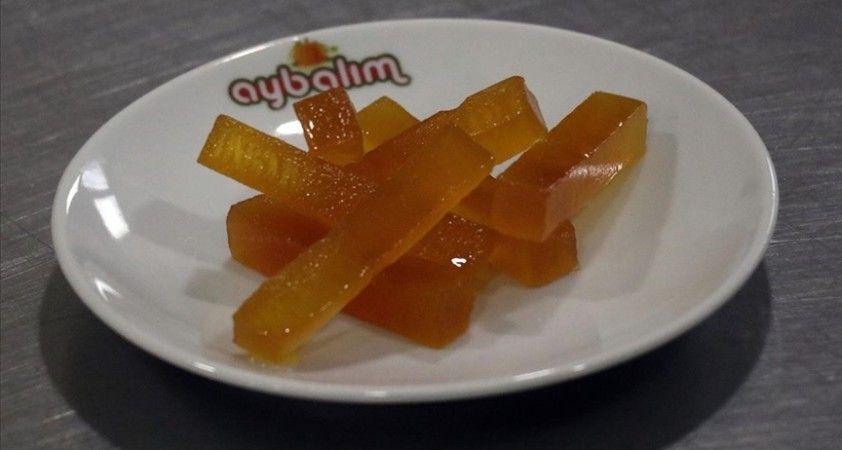'Kıtır kabak tatlısı' ile 10 ülkede mutfaklara girdi