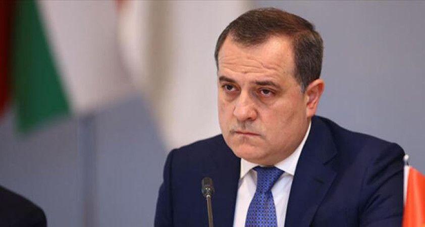 Azerbaycan Dışişleri Bakanı Bayramov, Türkiye'ye geliyor