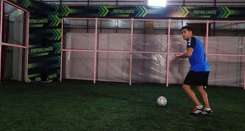 Futbolcular 'Futbolmatik' sistemiyle çalışarak performansını artıracak