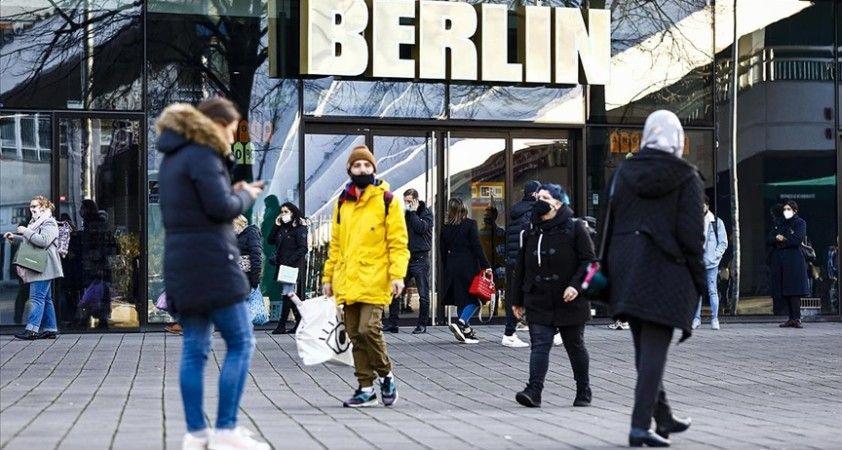 Almanya'da Kovid-19 tedbirleri 14 Şubat'a kadar uzatıldı