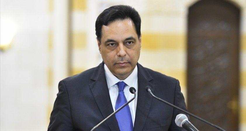 Lübnan Başbakanı Diyab, Guterres'ten İsrail'in sınır ihlallerini durdurmasını istedi