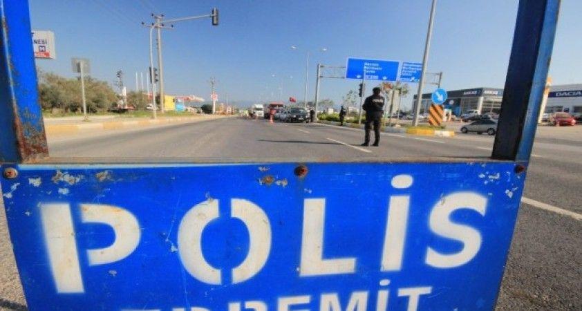 Balıkesir'de bazı ilçelere özel araç giriş-çıkışı yasaklandı