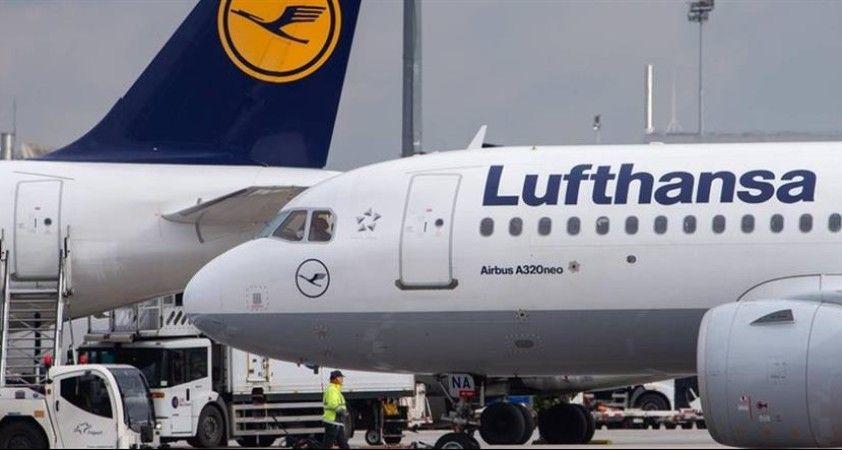 Lufthansa CEO'su Spohr: 'Her saat 1 milyon Euro kaybediyoruz'