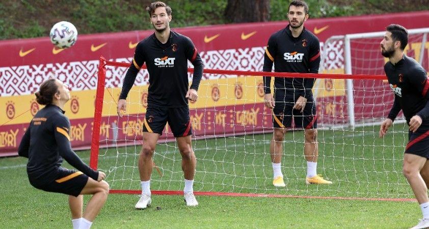 Galatasaray'da Rizespor maçı hazırlıkları devam etti