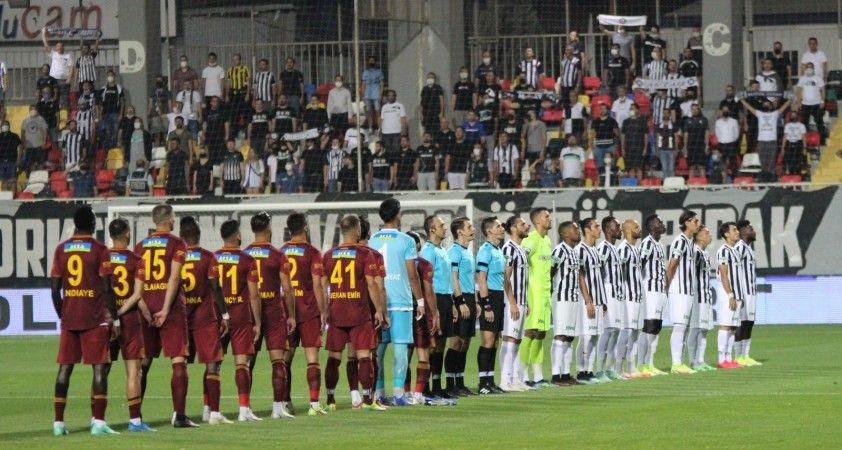 Süper Lig: Altay: 0 - Göztepe: 1 (ilk yarı)