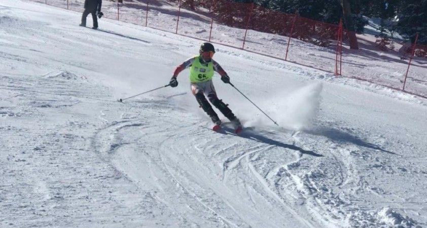 Türkiye Alp Disiplini A Grubu yarışları sona erdi