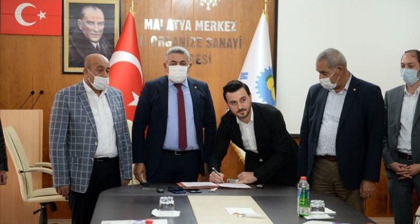 Malatya'da Organize Sanayi Bölgesi'ne 250 milyon liralık arıtma tesisi