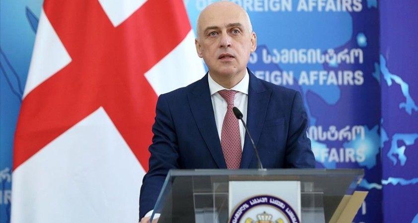 Gürcistan Dışişleri Bakanı Zalkaliani Kovid-19'a yakalandı