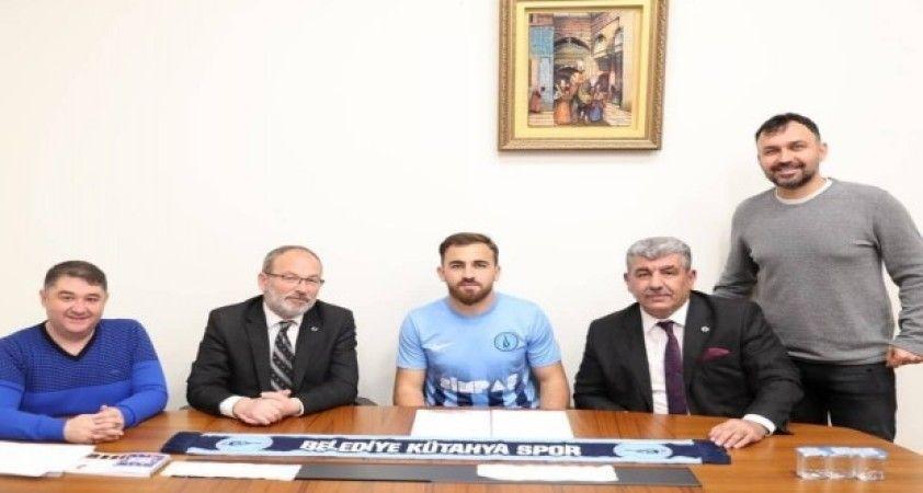 Belediye Kütahyaspor'a yeni kanat oyuncusu