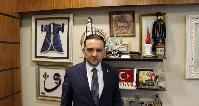 "AK Parti'li Baybatur: ""HDP istedi, CHP 'Hayır' dedi"""