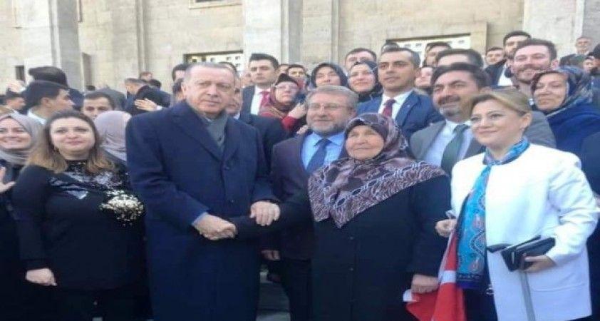 Gediz İlçe Teşkilatı AK Parti Grup Toplantısı'na katıldı