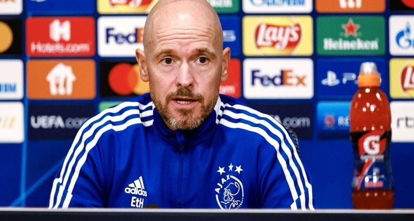 Erik ten Hag:
