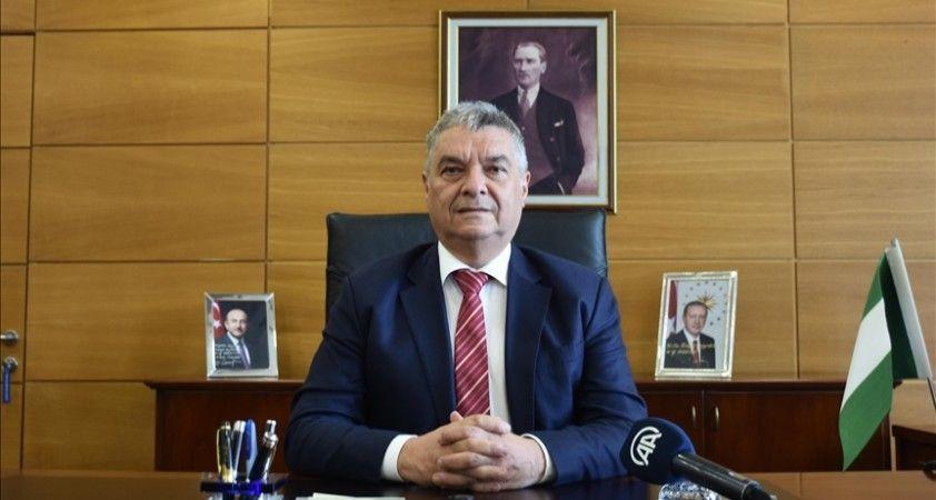 Türkiye'nin Abuja Büyükelçisi Bayraktar: Hedefimiz Türkiye-Nijerya iş birliğini daha da ileriye taşımak