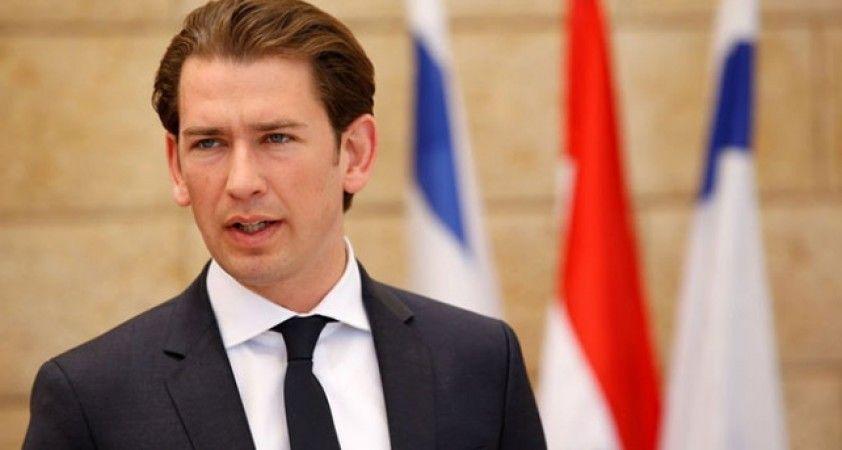 Avusturya Başbakanı Kurz: Türkiye'den Avusturya ve Almanya'da yaşayan insanlara müdahale olmamalı