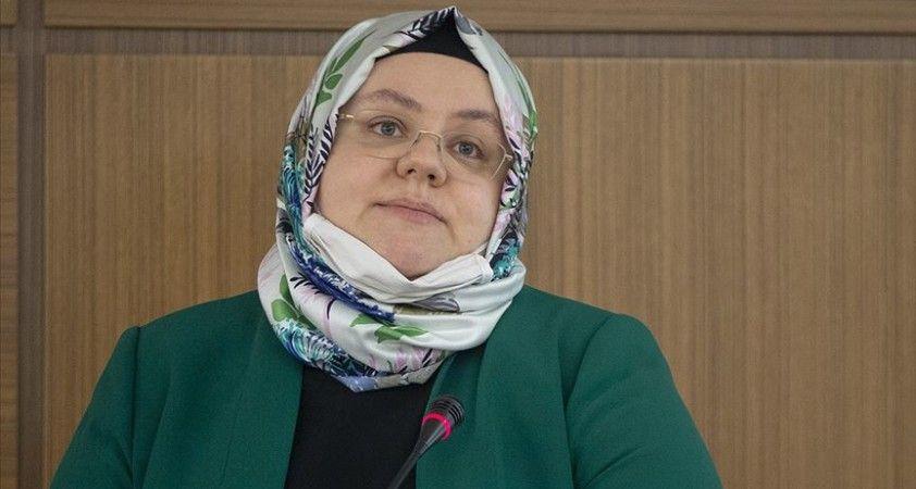 Aile Çalışma ve Sosyal Hizmetler Bakanı Selçuk İzmir'e gidecek
