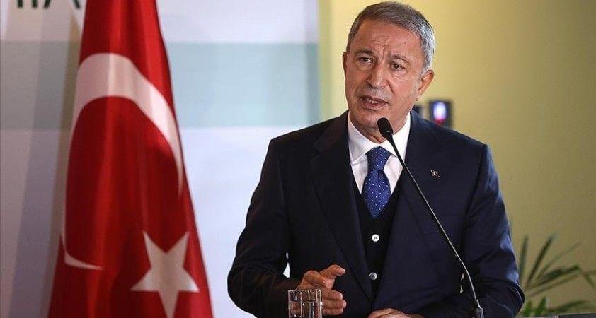 Milli Savunma Bakanı Akar: F16 tedariki için teknik çalışma başlatıldı