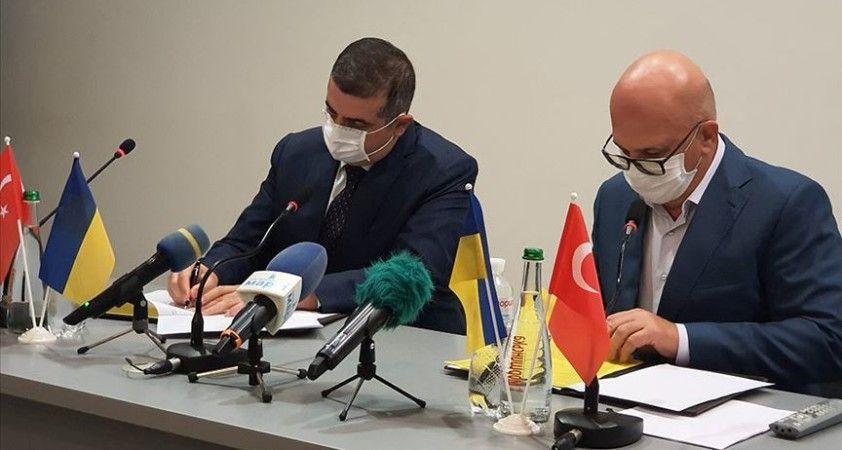 Türkiye ve Ukrayna savunma alanında ortaklık anlaşması imzaladı