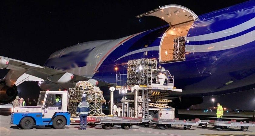 ABD dış teknik destek paketinin üçüncü ve son bölümü Ukrayna'ya ulaştı