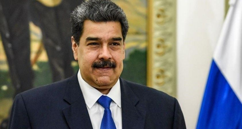 Venezuela Devlet Başkanı Maduro muhalefet ile müzakereye hazır olduğunu söyledi