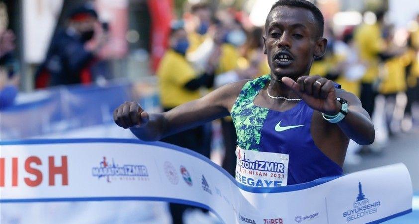 2. Uluslararası İzmir Maratonu koşuldu
