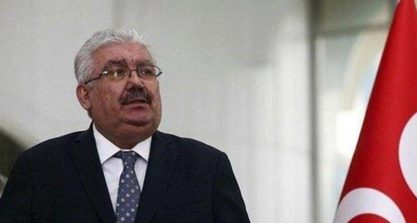 MHP Genel Başkan Yardımcısı Yalçın'dan Yaşar Okuyan'a tepki