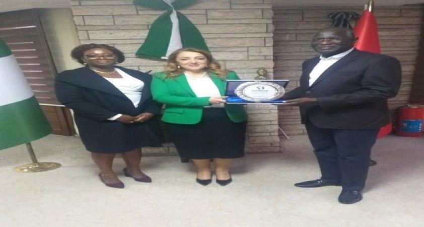 ULUSKON Başkanı Atasoy yeni iş anlaşmaları için Nijerya'ya gidecek