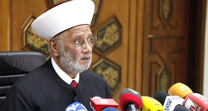Lübnan Müftüsü Deryan: İslam Peygamberi'ne hakaret, Müslümanlara saldırganlığı körükler