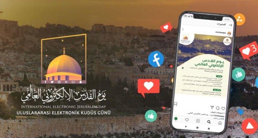 'Uluslararası Elektronik Kudüs Günü' 7 Haziran'da gerçekleştirilecek