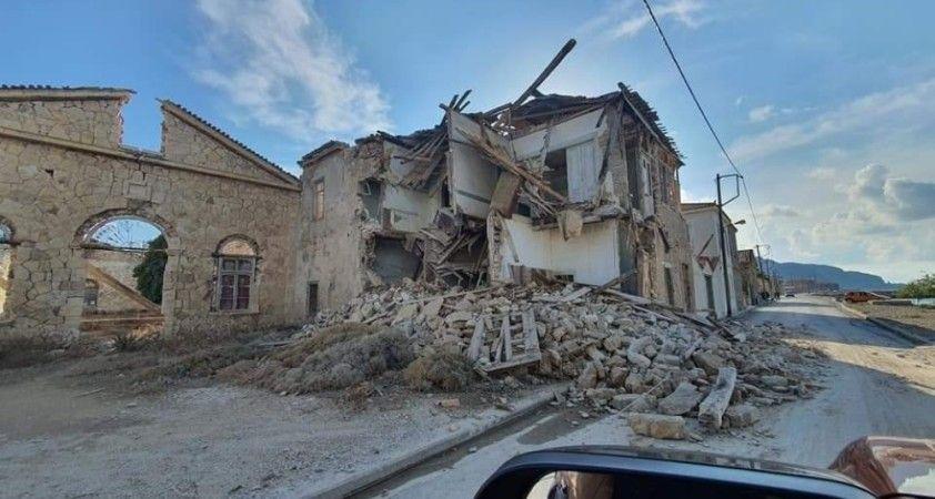 Deprem Yunanistan'ın Sisam Adası'nı da vurdu