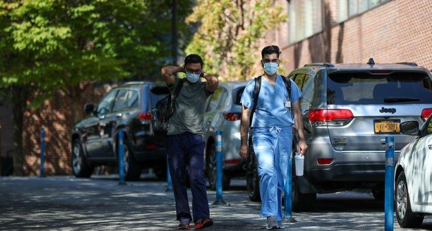 Dünya genelinde Kovid-19 tespit edilen kişi sayısı 33 milyon 552 bini aştı