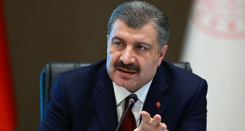Sağlık Bakanı Koca: 'Türkiye'de iller bazında aşı dağılımını görebilirsiniz'