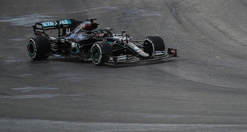 F1 Portekiz Grand Prix'sini Lewis Hamilton kazandı