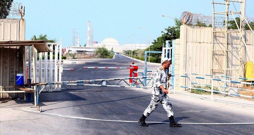 İran'daki Buşehr nükleer elektrik santralinin faaliyeti 'acil durum' üzerine durduruldu