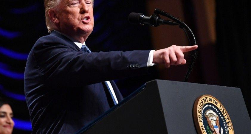 Trump veda konuşmasında geri dönebileceğini sinyallerini verdi