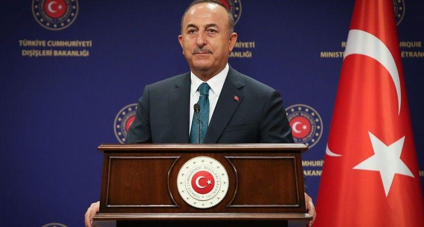 Bakan Çavuşoğlu: Gerçekleri yüzlerine söyleyince Avrupa'nın ezik ırkçıları yine kendini gösterdi