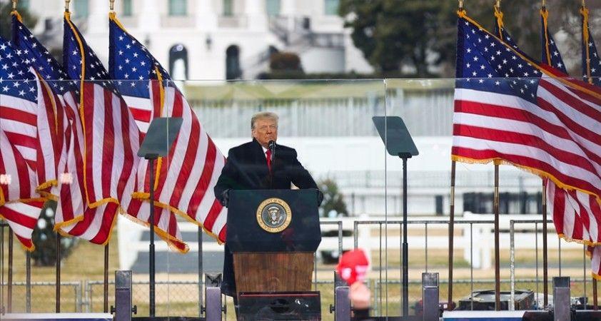 ABD basını: Trump, Biden'ın yemin töreninden önce sabah saatlerinde Washington'dan ayrılacak