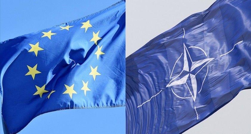 NATO'dan 'stratejik özerklik' hedefleyen AB'ye 'stratejik dayanışma' önerisi