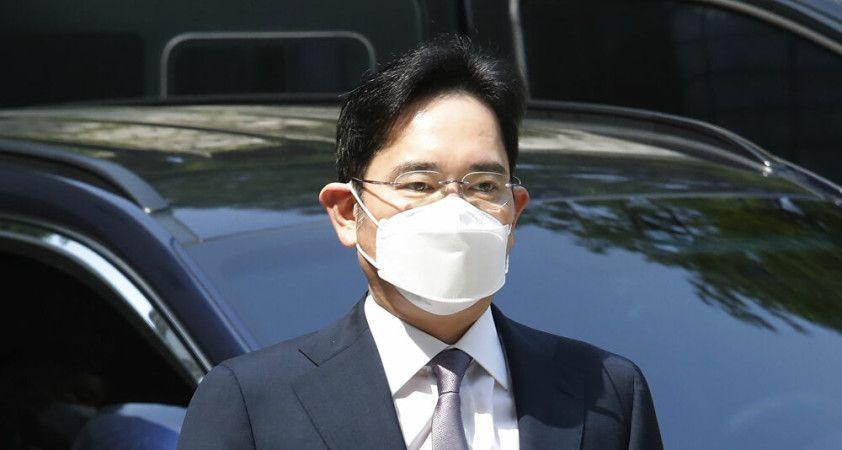 Samsung veliahtı Lee'ye verilen hapis cezası temyize götürülmeyecek