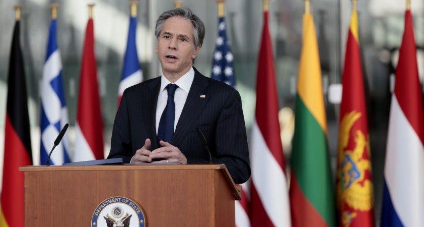 ABD Dışişleri Bakanı Blinken, Brüksel'e gidecek