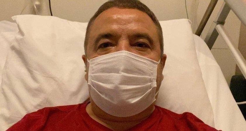 Başkan Böcek'in sağlık durumu ciddiyetini koruyor