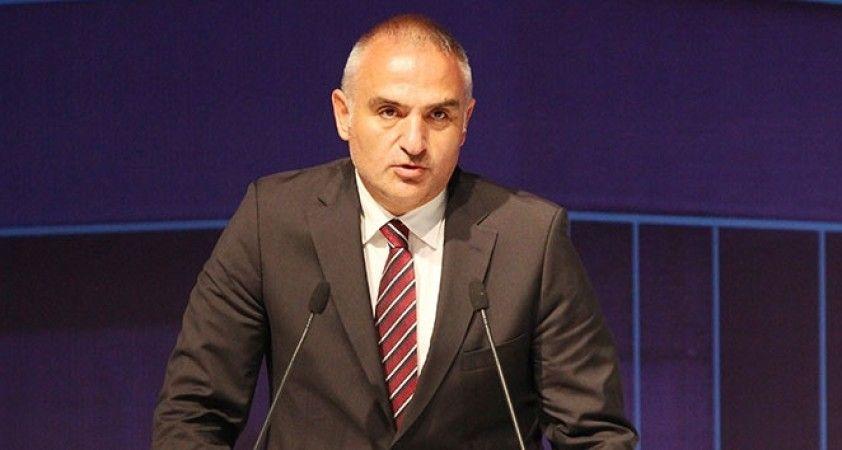 Kültür ve Turizm Bakanı Ersoy, Müzeler Günü dolayısıyla bir mesaj yayımladı