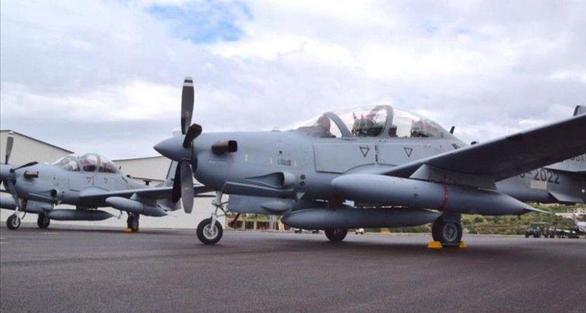 Nijerya, terörle mücadele için ABD'den 6 savaş uçağı aldı