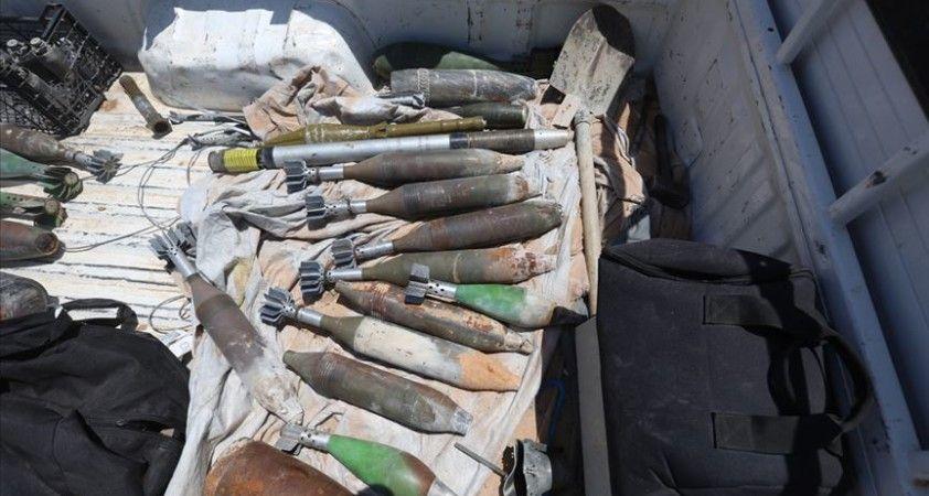 Libya ordusu, Hafter milislerine ait çok sayıda araç ve mühimmat ele geçirdi