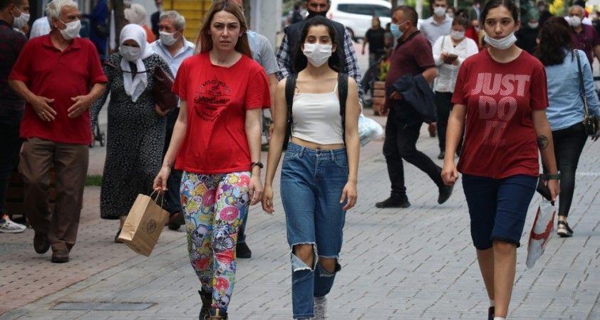 Bolu'da koronavirüs testlerinin yüzde 10'u pozitif çıkıyor