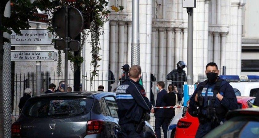 Fransa'da saldırganın kimliği netleşti