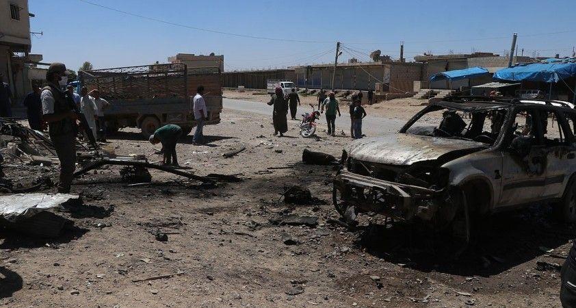 YPG/PKK'nın Suriye'de sivilleri hedef alan saldırıları terörist ifadesinde