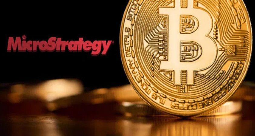 MicroStrategy 1 milyar dolarlık Bitcoin aldı